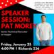 Guest Speaker: Hopper