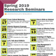 Undergraduate Research Seminar Series: