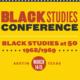 Black Studies at 50: 1968/1969