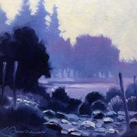 Lynne Fearman - Oil Painting Demonstration