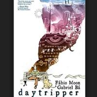 D.C. Reedies Book Club: Daytripper