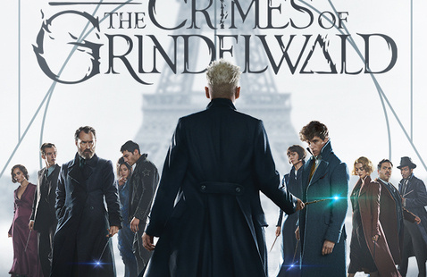 "Film: ""Fantastic Beasts: The Crimes of Grindelwald"