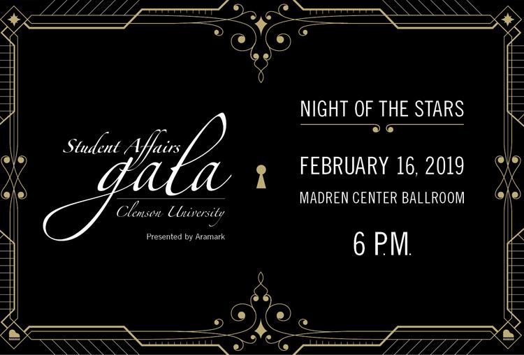 Student Affairs Gala - Night of the Stars