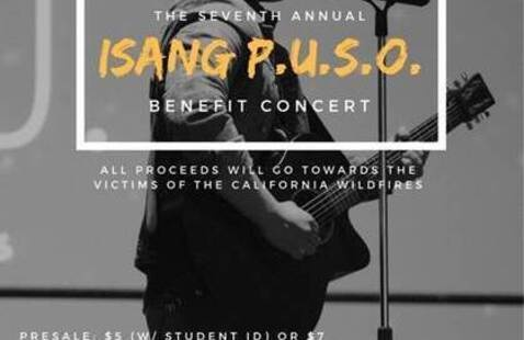 7th Annual ISANG P.U.S.O. Benefit Concert