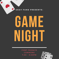 Gray Fund Presents: Game Night