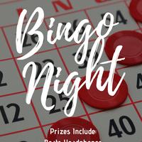 Gray Fund Presents: Bingo Night