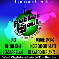 """""""With A Little Help From Our Friends, A West Virginia Tribute To The Beatles"""""""