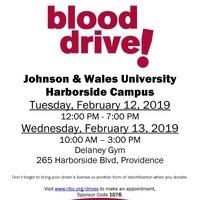 Harborside Blood Drives