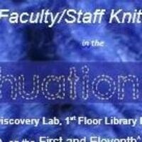 Faculty Staff Knitting Group - The Stitchuation Room