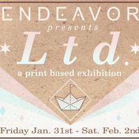 Ltd. - A Print Based Exhibition