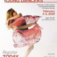 Suzanne Farrell Workshop for Young Dancers 2019