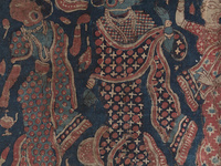 Traded Treasure: Indian Textiles for Global Markets