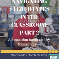 Navigating Stereotypes in the Classroom