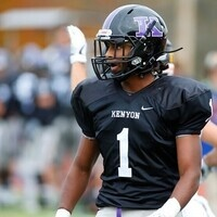 Kenyon College Football vs The College of Wooster