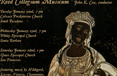 Collegium Musicum Kickoff Reception in Los Angeles