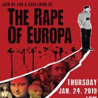 "History Film Series: ""The Rape of Europa"""