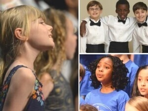 Audition for the Children's Chorus of Maryland!