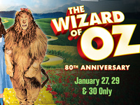 80th Anniversary Screening of Wizard of Oz