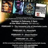African American Film Series:  13th