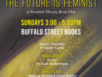 "Future is Feminist Book Club:  ""Making All Black Lives Matter"" by Barbara Ransby"