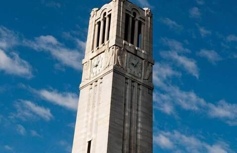 NC State Memorial Belltower Default Photo