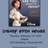 Disney Info Session