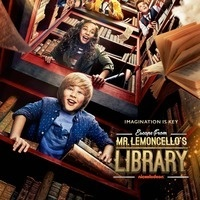 Movie Time - Escape From Mr Lemoncello's Library