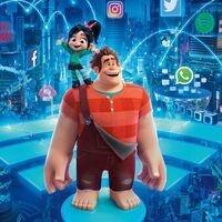 Family Movie Time - Ralph Breaks the Internet