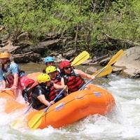 Big Water Rafting #1