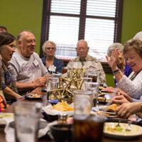 Family Dinners-Alumni