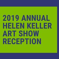 2019 Helen Keller Art Show of Alabama Reception