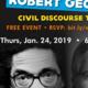 Cornel West & Robert George: Civil Discourse Today