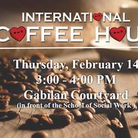 OIS International Coffee Hour - CANCELLED DUE TO RAIN