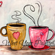 """Whet Your Palette """"Coffee for Two"""""""