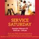 Homecoming Service Saturday: EarthDance Farms