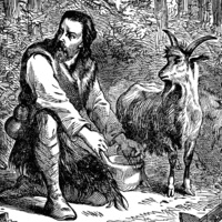 """""""Getting His Goat: Desire, Subjectivity, and Animal Husbandry in Robinson Crusoe"""""""