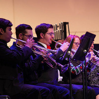 HSU Jazz Ensemble, in concert