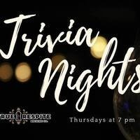 Trivia Nights & True Respite Brewing Co. !