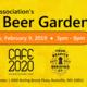 RCA Winter Beer Garden
