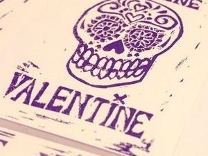 <3 Valentine's Printmaking Workshop <3