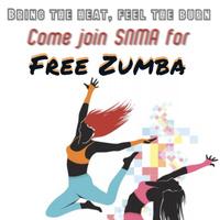 Bring the Heat, Feel the Burn: SNMA Zumba Class