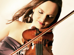 Community Concerts at Second Presents: Kinga Augustyn, violin