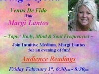 """Going Beyond"" with Margi Lantos"