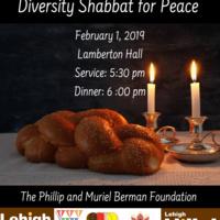 Diversity Shabbat for Peace | Center for Gender Equity