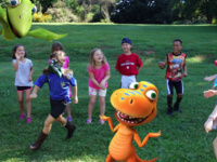 Little Explorers Mini Camp: Dinosaur Train