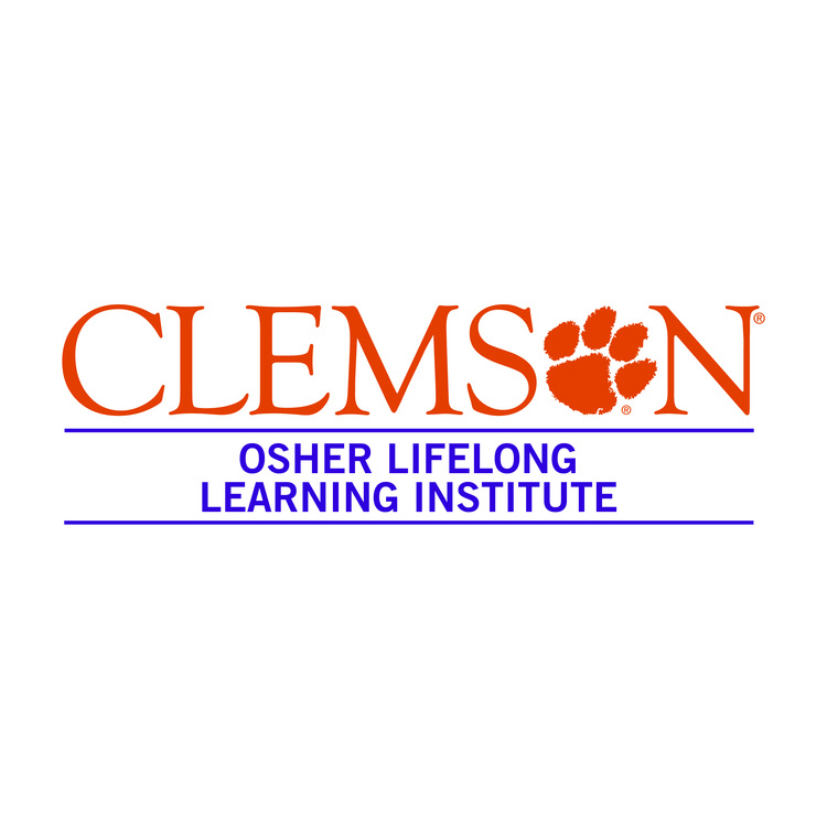 Poetry Reading hosted by the Osher Lifelong Learning Institute at Clemson University