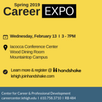 Spring 2019 Career Expo | Career and Professional Development