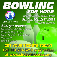 Bowling for Hope 2019