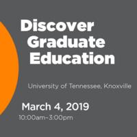 Discover Graduate Education