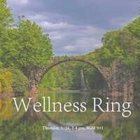GASP Wellness Ring (Doctoral Students only)